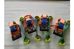 Ремень автовозный ЕВРО 3т 3м крюки поворотные