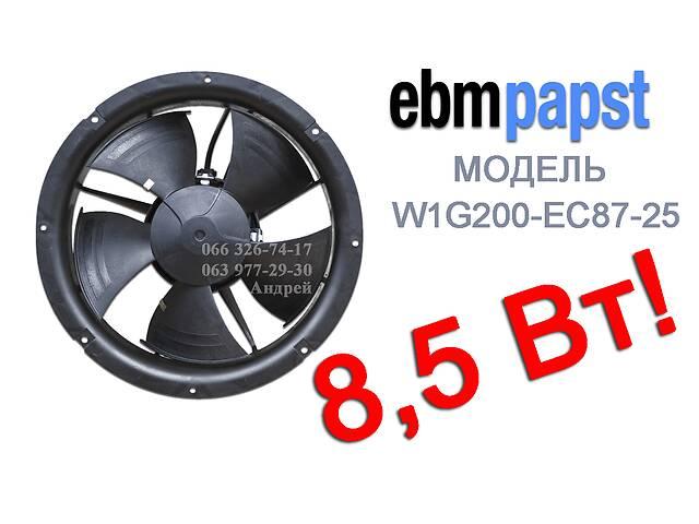Энергосберегающие осевые вентиляторы ebmpapst W1G200-EC87-25- объявление о продаже  в Одесі