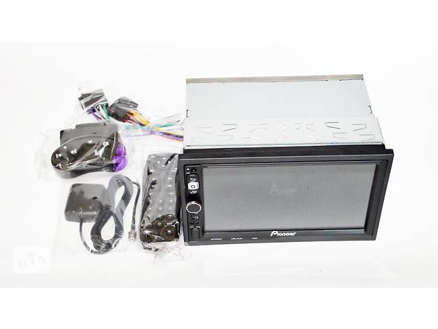 продам 2din автомагнитола Pioneer 8702 GPS, 4Ядра,1/16Gb, Adnroid (короткая база) бу в Днепре (Днепропетровск)