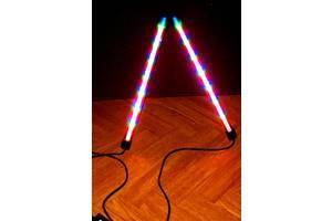 Лед (led) лампа RGB с сетевым адаптером