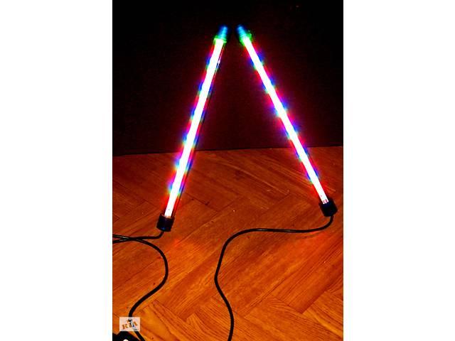 бу Лед (led) лампа RGB с сетевым адаптером в Староконстантинове
