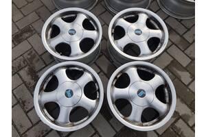 Б/у диски титаны для Skoda Octavia A5 Passat B6 Golf 5 Audi A4 A6 R15 5 112 5*112 5x112 7J ET46 привезены с Германии