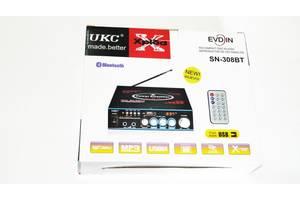 Усилитель Xplod SN-308BT- USB, SD-карта, MP3