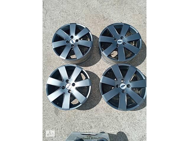 Диски титаны R17 (4*108) титани Ford/ Форд Audi Ауди Германия Ronal - объявление о продаже  в Ровно