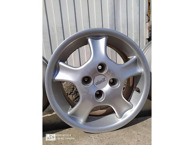 Диски литые Chevrolet Nissan Chery Honda R15(4*114,3)et40 - объявление о продаже  в Житомире