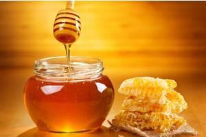 Сладкий подарок ,мед со своей пасеки