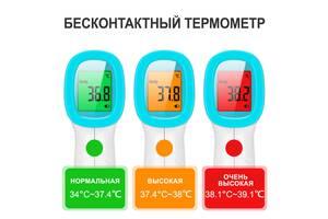 Термометр ИК медицинский LZX-F1682