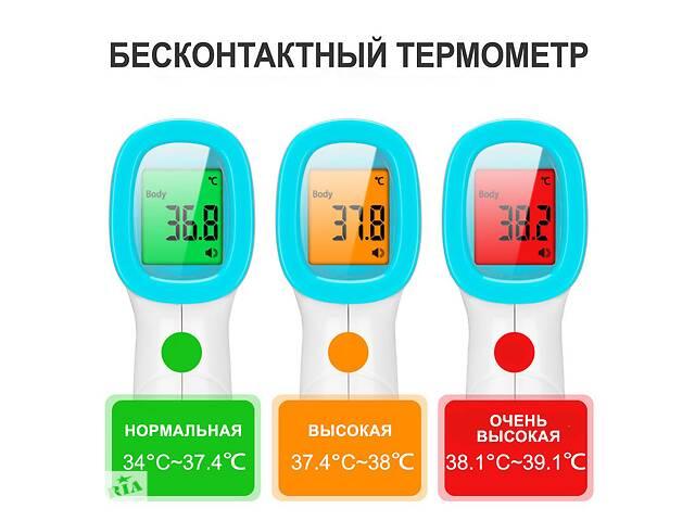 купить бу Термометр ИК медицинский LZX-F1682 в Днепре (Днепропетровск)