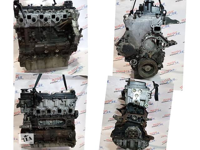 бу Мотор Двигун Двигун 3.0 CDTI Renault Master Рено Майстер Опель Мовано Opel Movano 2003-2010 в Рівному