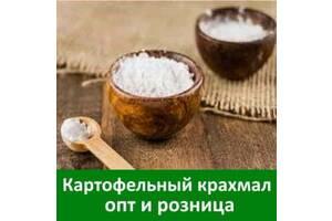 Крахмал картофельный Беларусь в/с