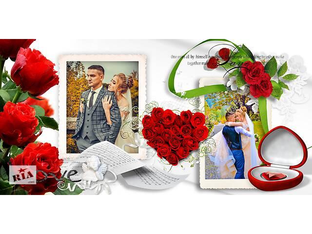 Весільний фотограф, відеооператор, відеозйомка- объявление о продаже   в Україні