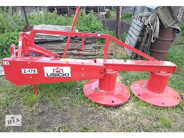 купить бу Косарка LISICKI Z178  общий захват 165 см. в Ясине