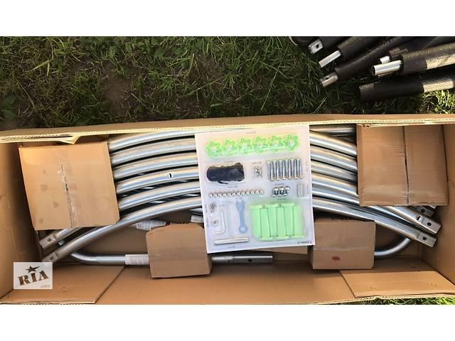 продам Практично новий батут з захисною сіткою 3 метри бу в Кагарлику