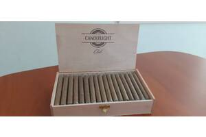 запечатаная коробка для сигар сигарет 50 шт