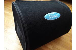 Сумка-органайзер в багажник автомобиля любой логотип