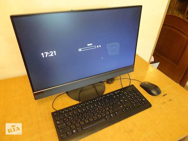 бу Моноблок Lenovo Ideacentre 520-22 Black в Киеве