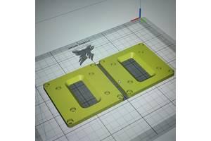 3D печать пластиком PLA и ABS
