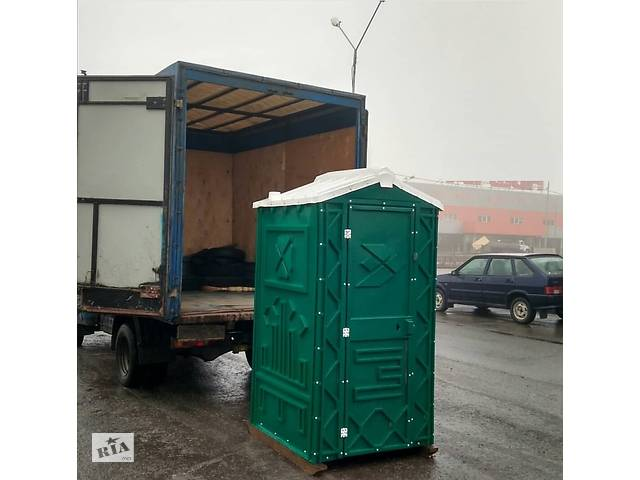 бу Биотуалет кабина пластиковая на улицу в Одессе