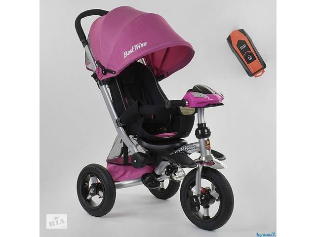продам Детский трехколесный велосипед коляска BEST TRIKE 698 бу в Славянске