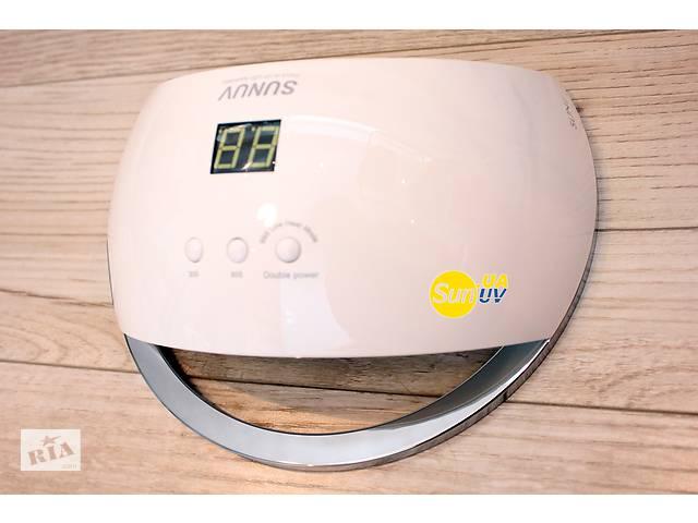 продам Sunuv6 Sun 6 48Вт Sunuv S6 sun6 original smart nail lamp уф лампа лед сушка ногтей UV LED lamp 48W sunuvua бу в Ровно