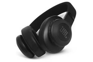 Наушники с микрофоном JBL E55BT Black