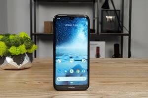Смартфон • телефон на гарантии Nokia 4.2 3/32GB Black