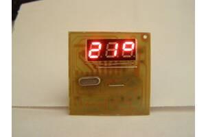 Указатель температуры цифровой с включением вентилятора охлаждения
