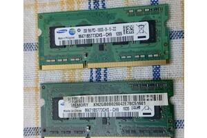 Оперативная память Samsung DDR-3 для ноутбука