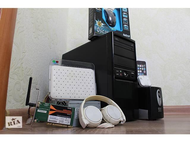 бу ПК В Сборе ASUS (Core2Duo 3.0Ghz/DDR3-3GB/420W)+Подарки в Херсоне