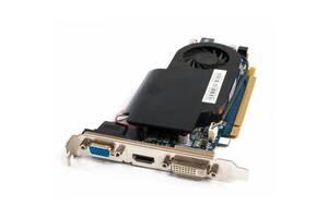 Видеокарта 1гб 128 бит с HDMI, VGA, DVI, NVIDIA GeForce GT 320