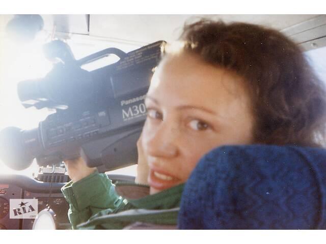 бу Винтажная видео камера Panasonic HQ VHS PAL MOVIE CAMERA NV-M3000. в Одессе