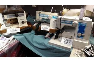 Швейные машины ремонт, продажа ,оверлоки 51кл, прямострочные, бытовые промышленные реставрация