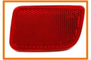 Отражатель Катафот бампера заднего Renault Master Opel Movano 2010- Правый Рено Мастер Опель Мовано