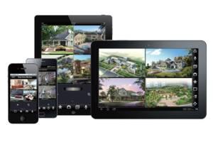 Установка и настройка камер видеонаблюдения, охранных систем контроля доступа