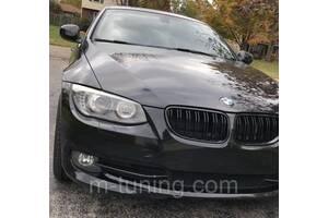Решетка радиатора BMW E92 ноздри рестайл (10-13) тюнинг БМВ Е92