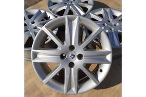 Диски Renault R17 4x100 6,5j ET49 Grand Scenic Megane Sandero Twingo