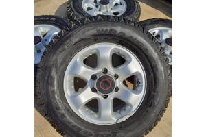 Диски R16 6x139.7 et38 Opel Frontera Nissan Pathfinder Terrano 2 Hummer H3 Great Wall Haval H5 Mitsubishi L200 Pajero