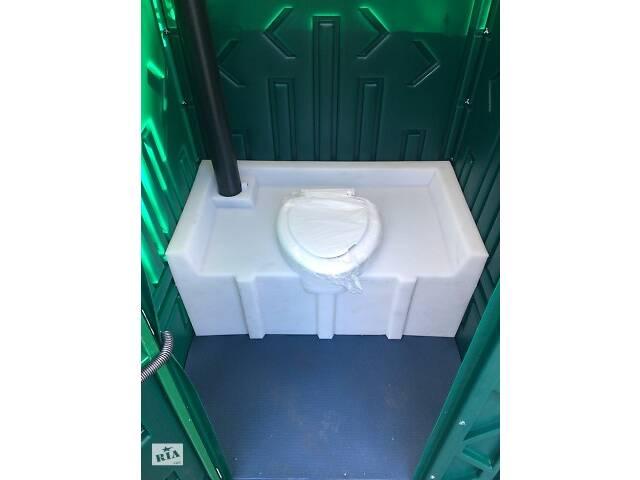 бу Биотуалет уличный Зеленый, дачный туалет, мобильная кабина туалетная в Львове