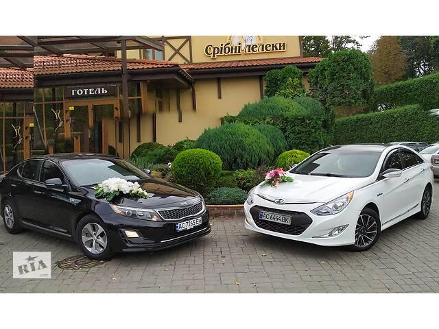 Аренда авто с водителем, трансферы, авто на свадьбу- объявление о продаже  в Луцке