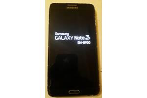 Продам смартфон Samsung SM-N900 Galaxy Note 3. б/у.
