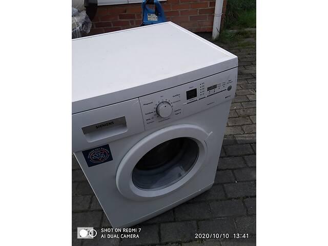 Продам пральну машинку марки Siemens на 5 кг- объявление о продаже  в Дрогобыче