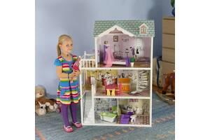 Кукольный дом Ecotoys 4108 Beverly