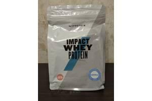 Протеин MyProtein Impact Whey Protein 1 kg blueberry cheesecake