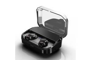 Earteana беспроводные наушники с чехлом-батареей на 3500 мА Черные