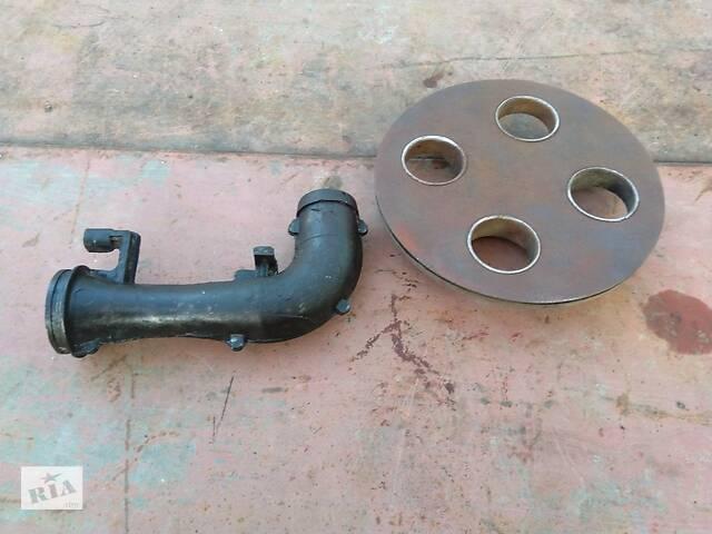 Труба до круглої горілки газового котла АОГВ-23,2.- объявление о продаже  в Дубно