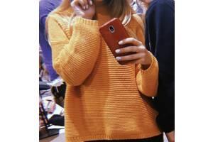 женский свитер Bershka, оверсайз