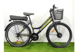 Электровелосипед Универсальный MUSTANG Новый Качественный