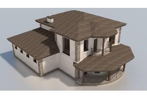 Проекты домов - Строительство домов (050) 178-93-15