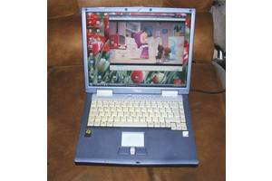 Ноутбук рабочий!!! вид нового (из Германии)