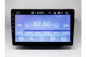 "1din Pioneer Pi-1008 10"" Экран /4Ядра/1Gb Ram/ Android"